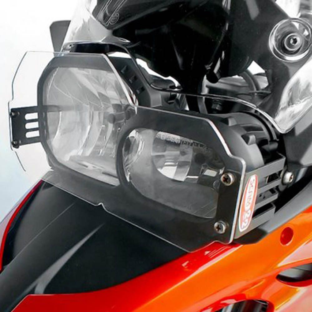 Protetor Acrilico Farol Adventure 800 Gs Bmw Scam SPTO 256