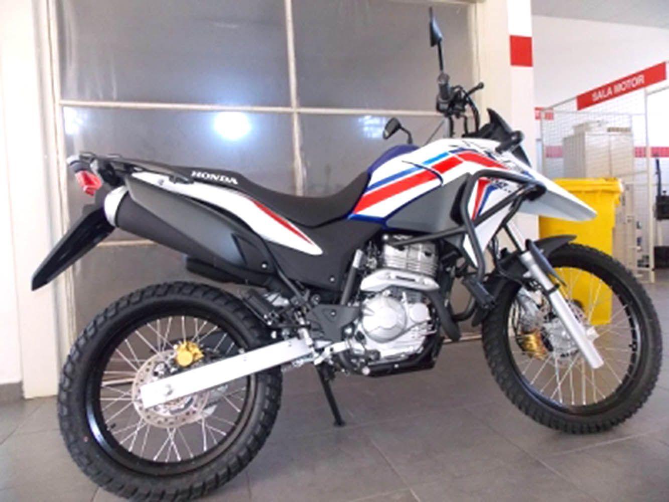 Protetor Carenagem Motor Perna Xre 300 Todas C/pedaleira