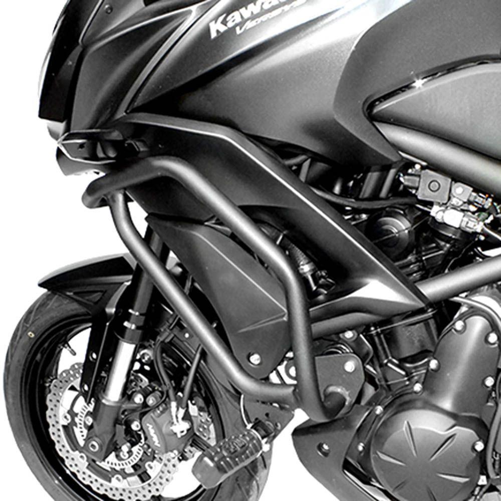 Protetor Carenagem Motor Versys 650 15/ Scam Com Pedaleira