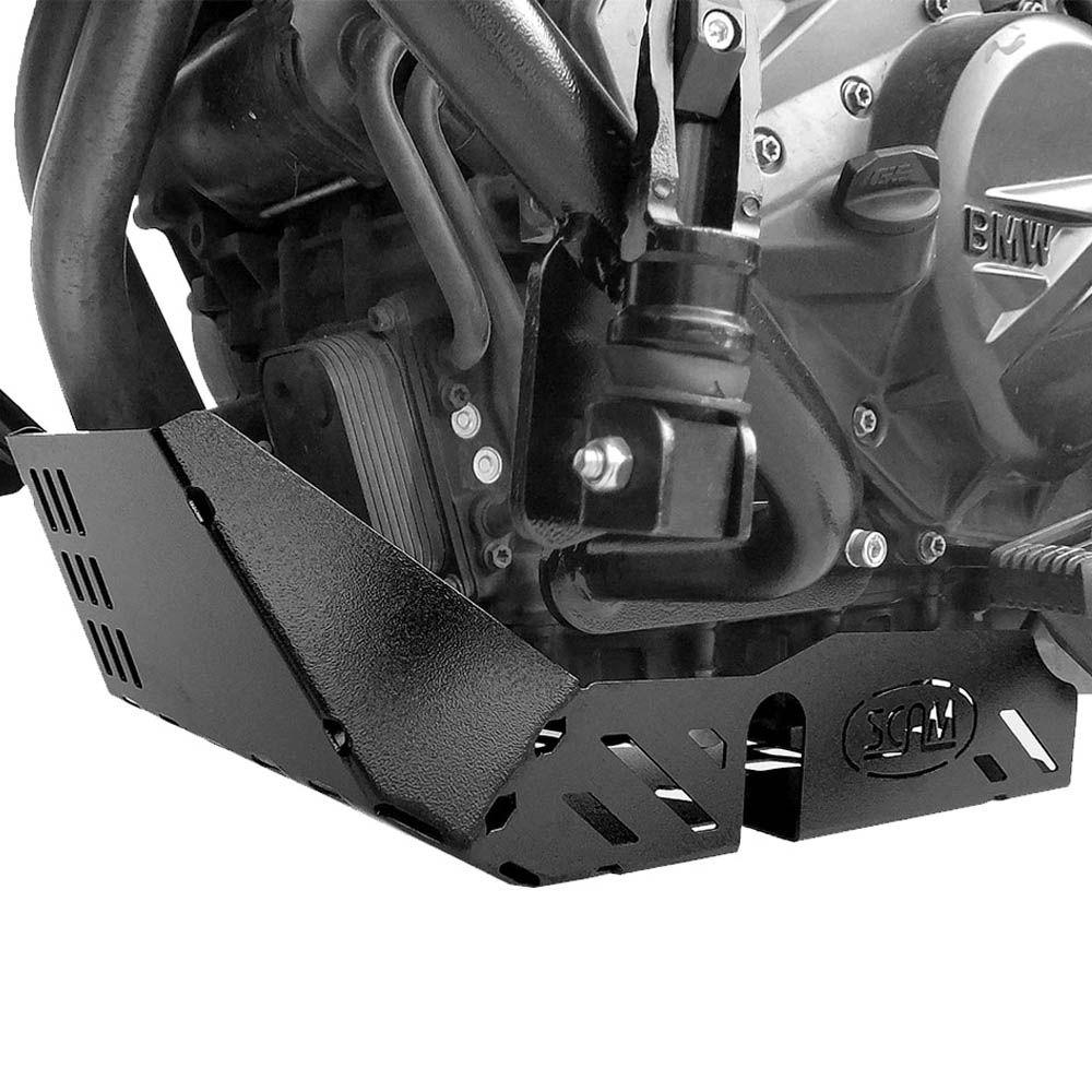 Protetor Carter F 700 Gs Aço Carbono Scam SPTO 249