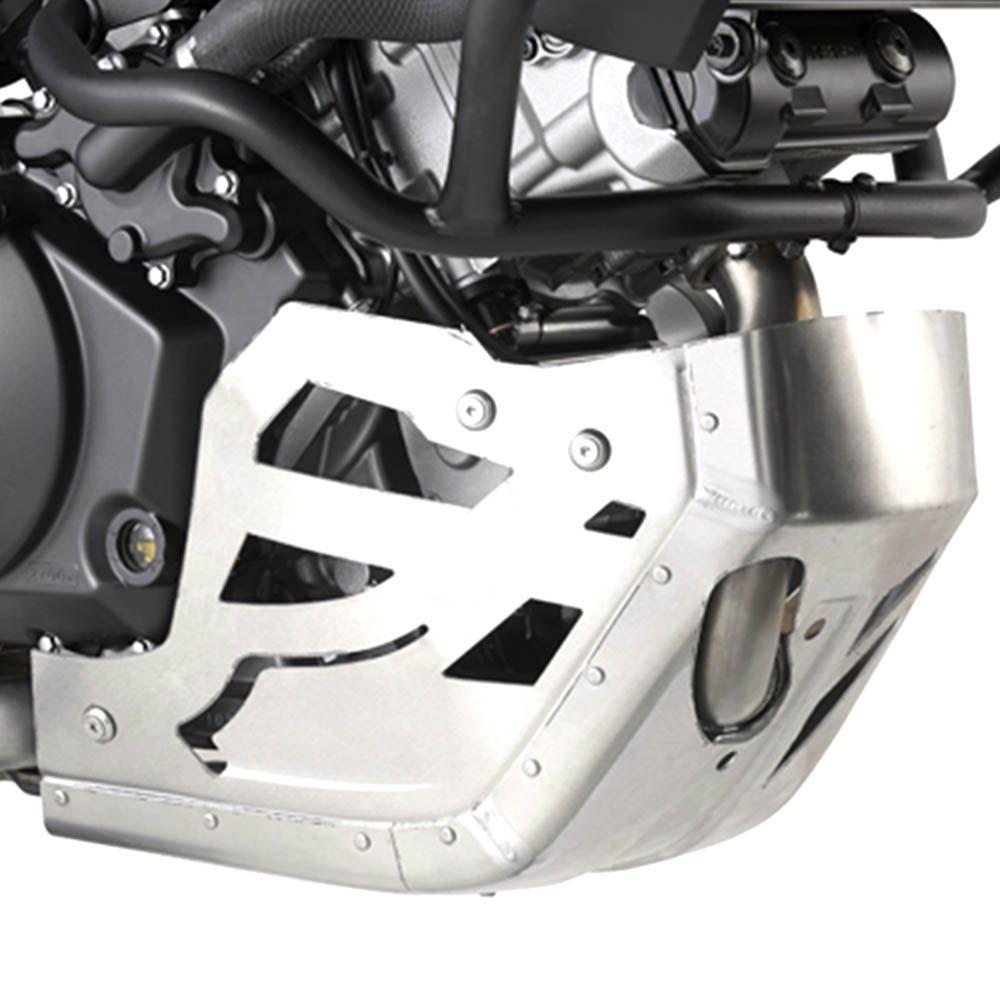 Protetor Carter Givi Aluminio Dl 1000 Vstrom Rp 3105