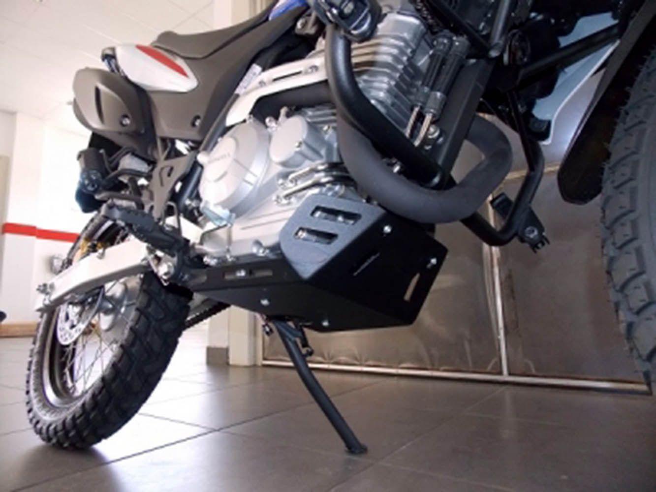 Protetor Carter Honda Xre 300 Chapam 10113