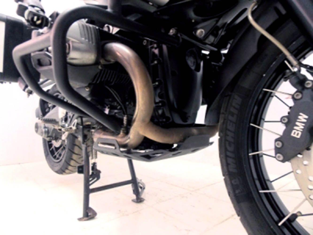 Protetor Carter R 1200 Gs Bmw Chapa Aço Chapam 08/12 9930