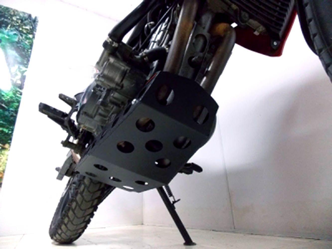 Protetor Carter Xt 660 R De Aço Chapam 10312