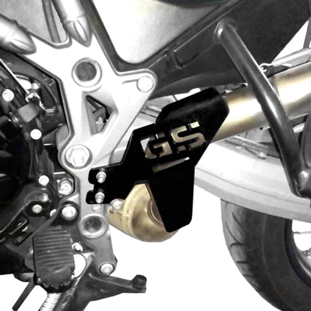 Protetor Escapamento Bmw F 700 Gs Scam spto 250