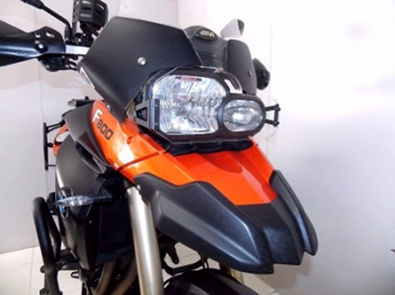 Protetor Farol Acrilico Bmw F 800 Gs Adventure Chapam 9679