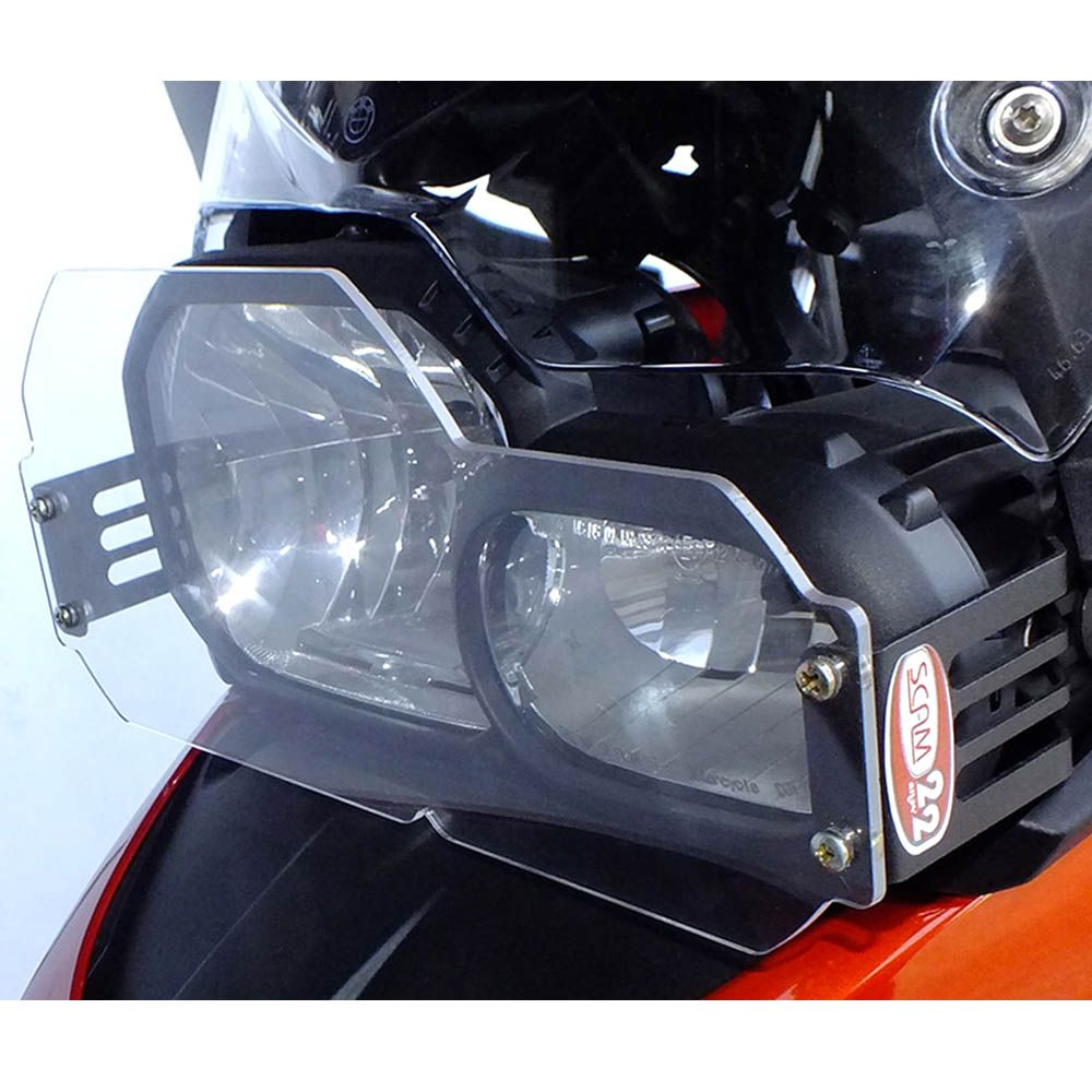 Protetor Farol Acrilico F 700 Gs bmw Scam SPTO 256
