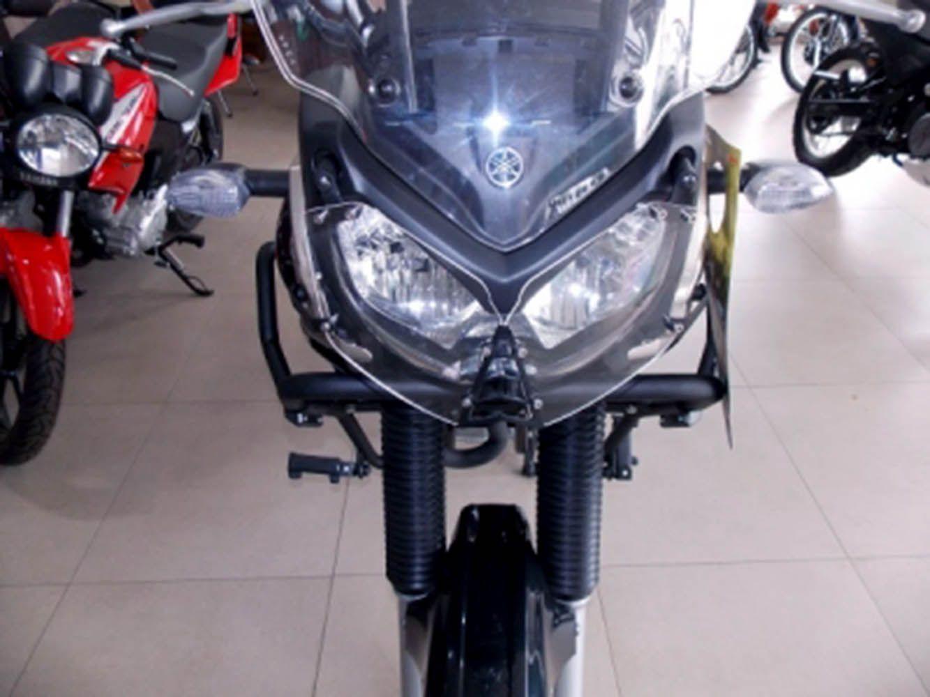Protetor Farol Acrilico Tenere 250 Yamaha Chapam 9773