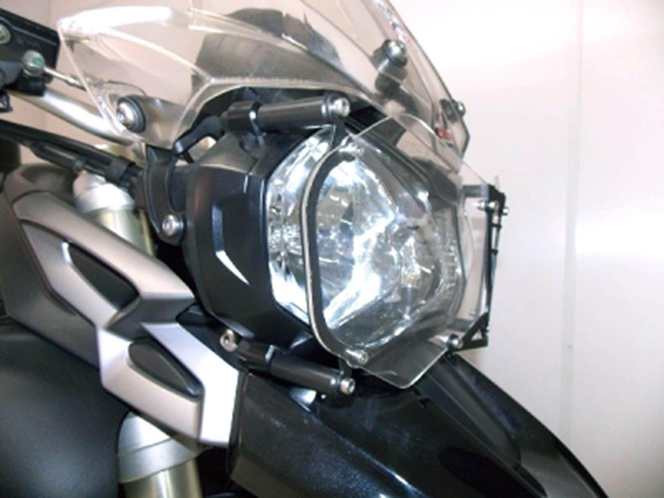 Protetor Farol Acrilico Tiger 800 Tiger 1200 Todas 9815