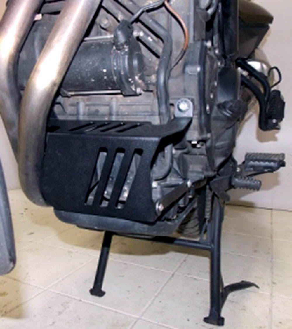 Protetor Filtro Oleo Bmw F 800 Gs Preto Fosco 10223