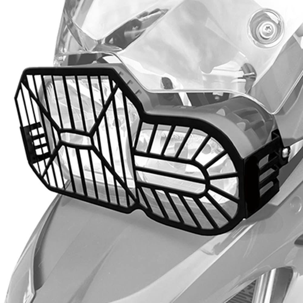 Protetor Grade Farol F 800 R Bmw Scam Preto SPTO 259