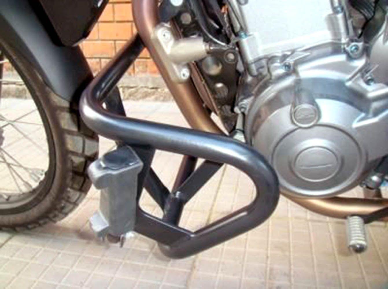 Protetor Mata Cachorro Dianteiro Xt 600 Xt 600 E Modelo 5779