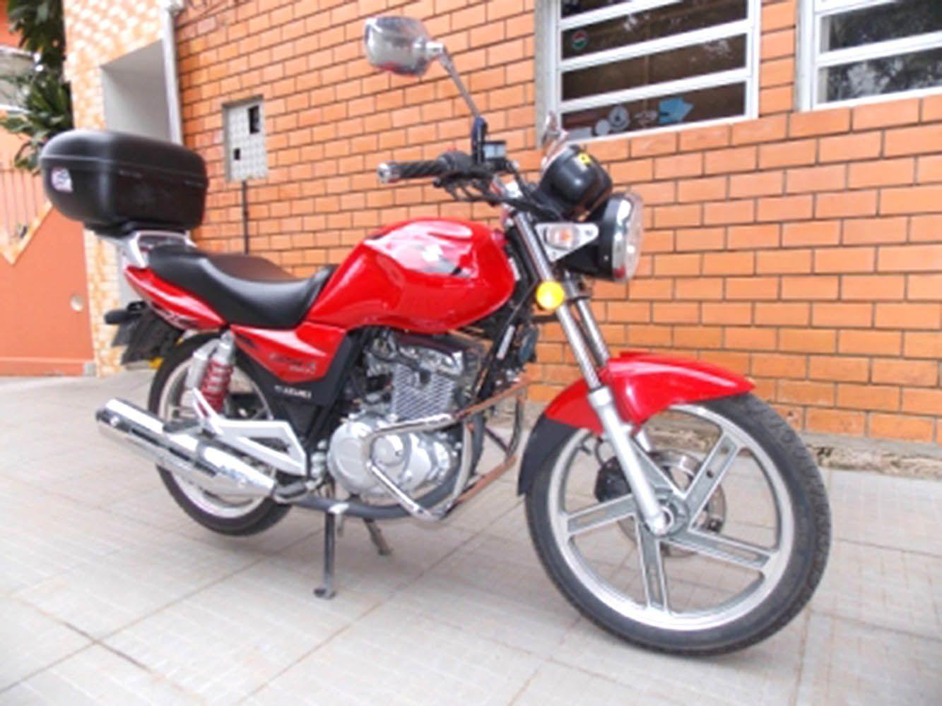 Protetor Mata Cachorro Gsr 150i Cr Way Cromado Suzuki 8434