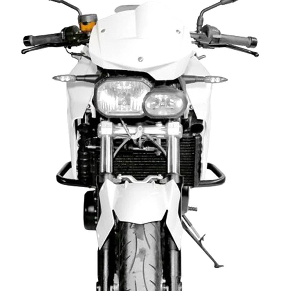 Protetor Motor Carenagem Alça F 800 R Bmw Scam Preto Spto094