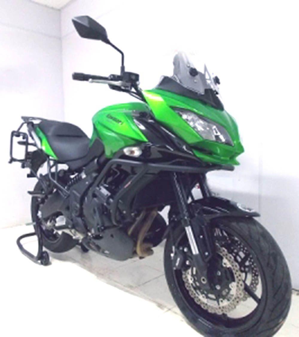 Protetor Motor Carenagem C/ Pedaleiras Versys 650 16/ 10490