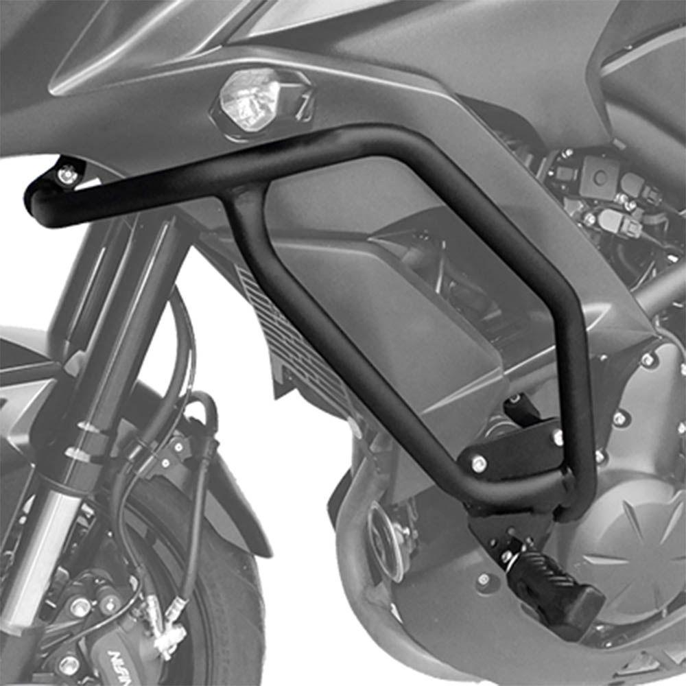 Protetor Motor Carenagem Com Pedaleira Versys 650 15/ Scam