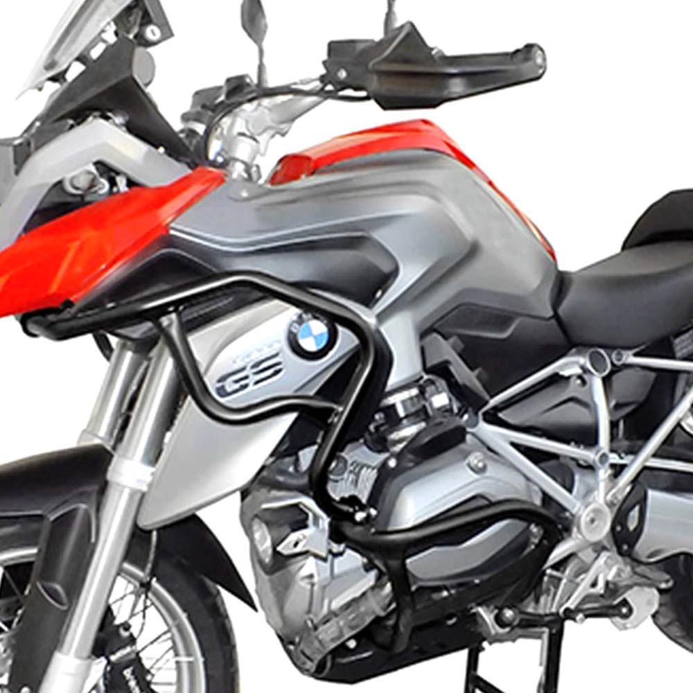 Protetor Motor Carenagem R 1200 Gs Scam 2013/ Preto