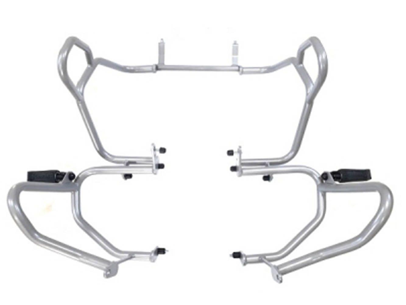 Protetor Motor Carenagem Sport R 1200 Gs 2017 Preto Fosco