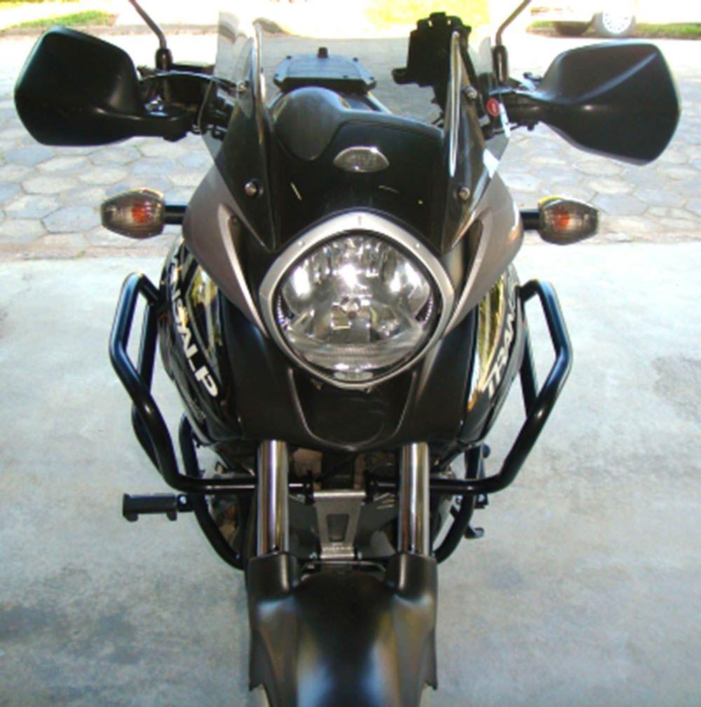 Protetor Motor Carenagem Transalp 700 Pedaleira Chapam 7844