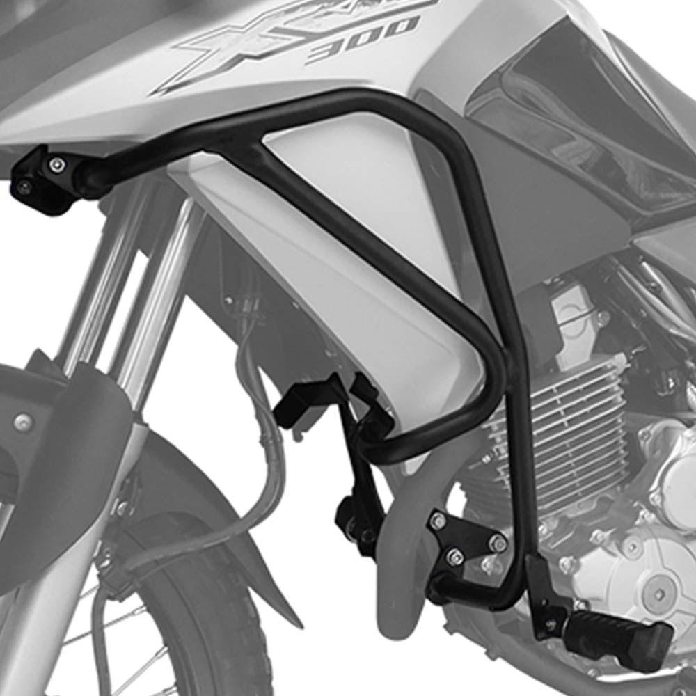 Protetor Motor Carenagem Xre 300 Todas com Pedaleira Scam