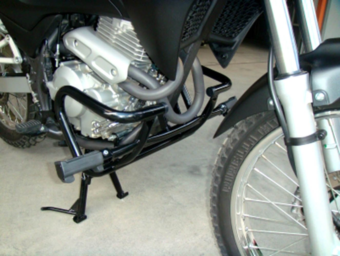 Protetor Motor Mata Cachorro Chapam Way Falcon 400 Toda 5763