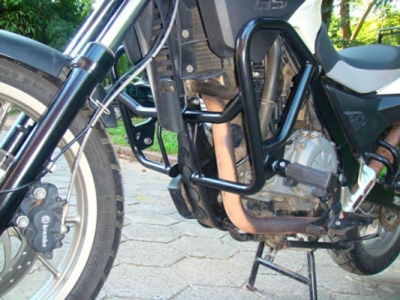 Protetor Motor Perna Bmw G 650 Gs todas 7818