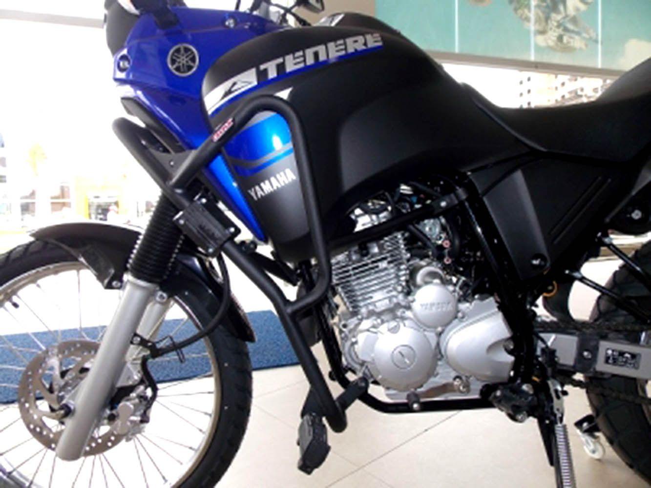 Protetor Motor Perna Carenagem Tenere 250 Chapam 10789