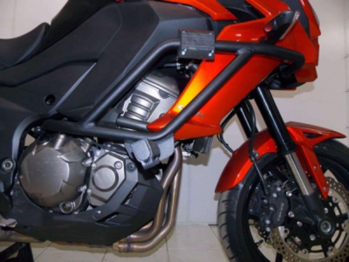 Protetor Motor Perna Carenagem Versys 1000 2016 Chapam 10129