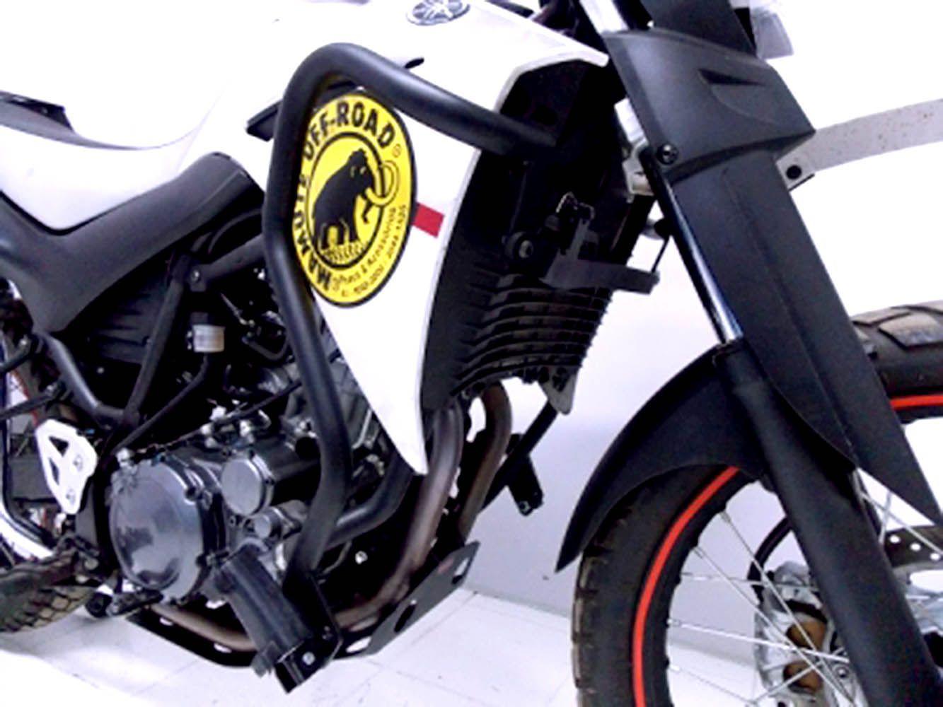 Protetor Motor Perna Carenagem Xt 660 R C/ Pedaleira 9113