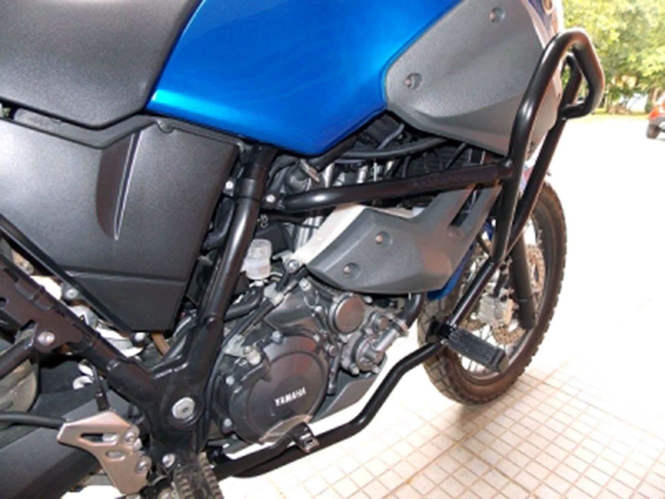 Protetor Motor Perna Xt 660 Z TENERE Com Pedaleira 8366