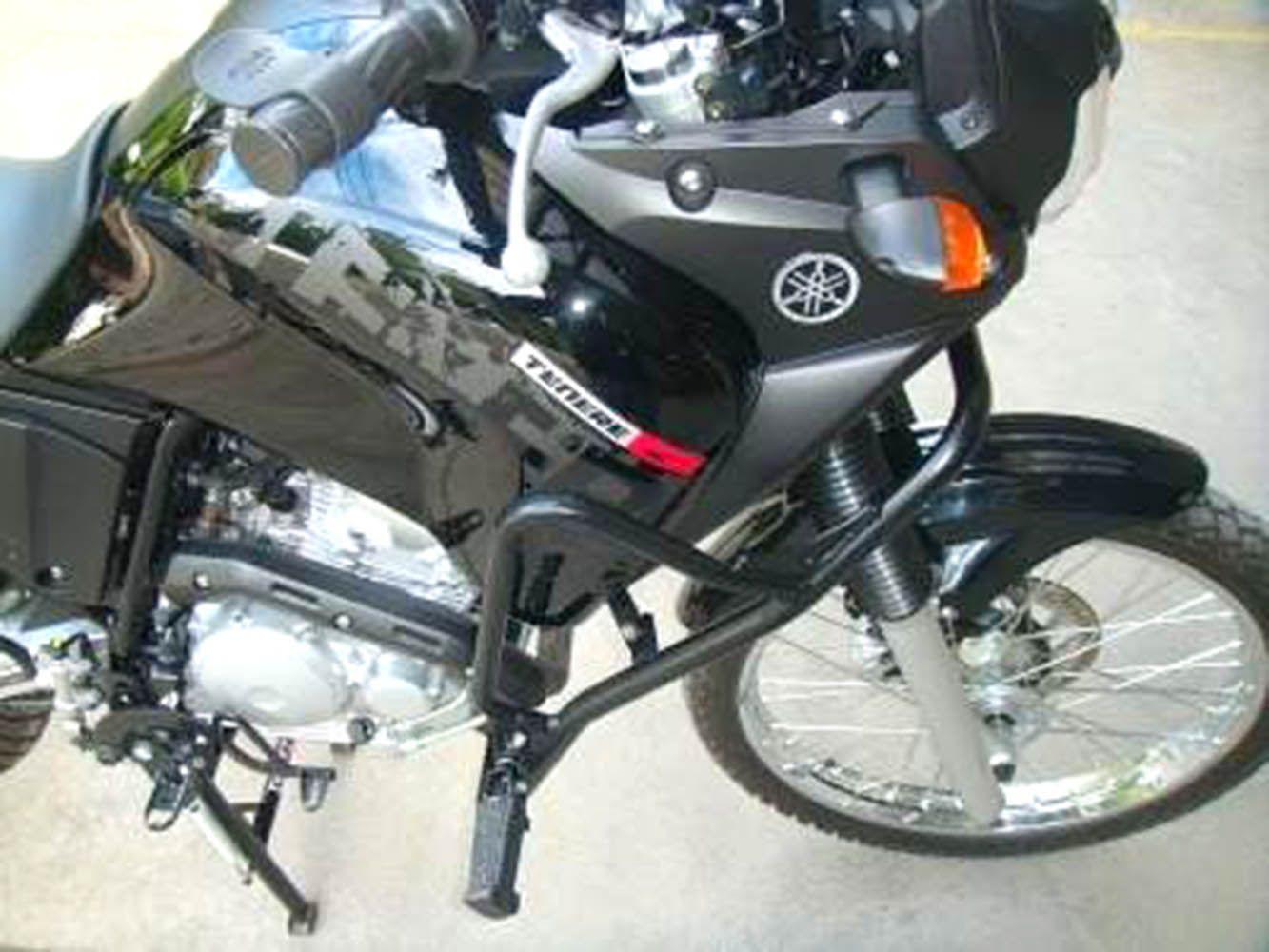 Protetor Motor Tenere 250 , Grade Farol Afastador Cavalete