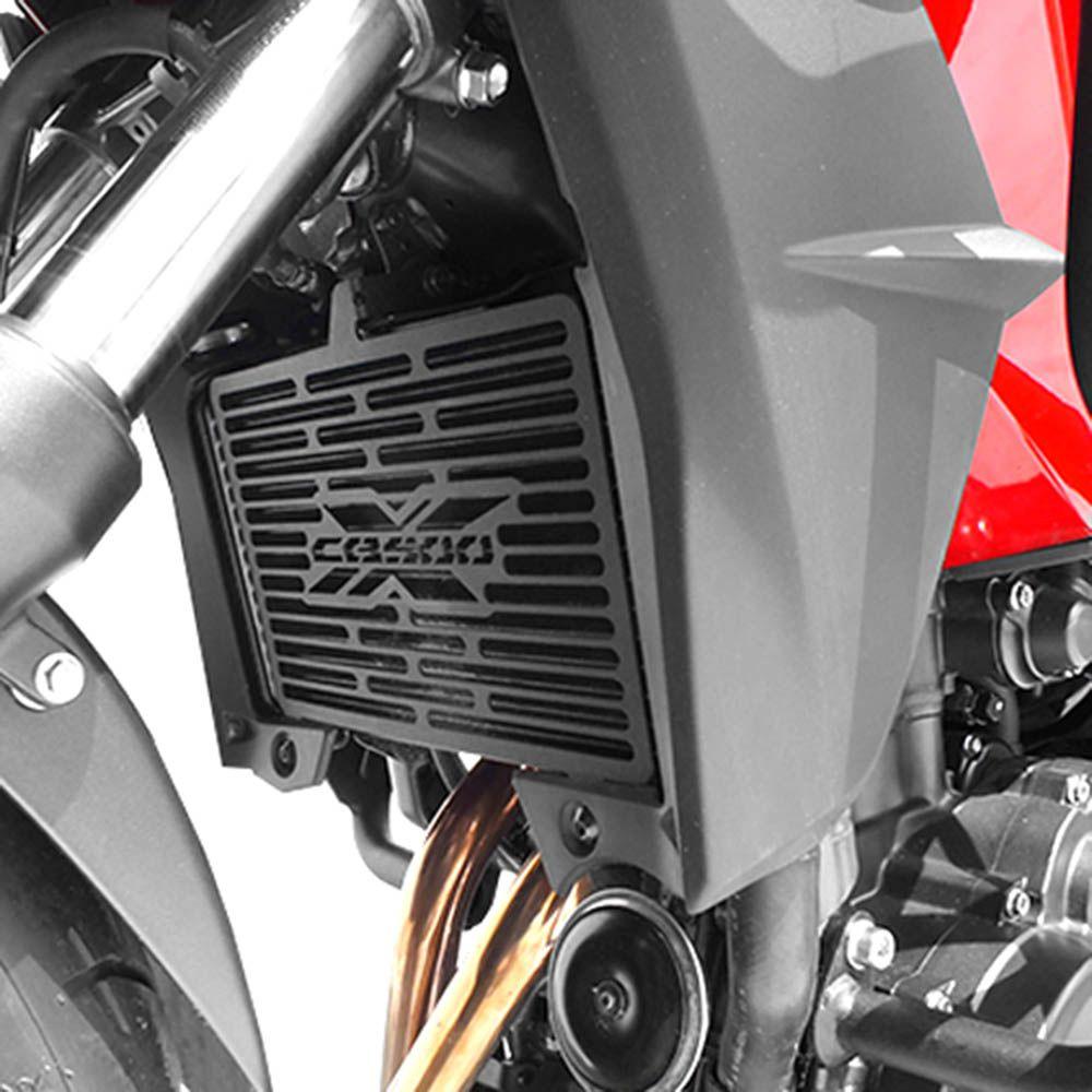 Protetor Radiador Cb 500 X Scam SPTO212