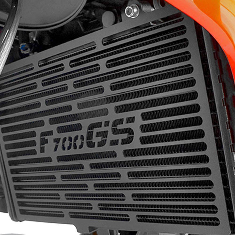 Protetor Radiador F 700 Gs BMW Scam SPTO 255