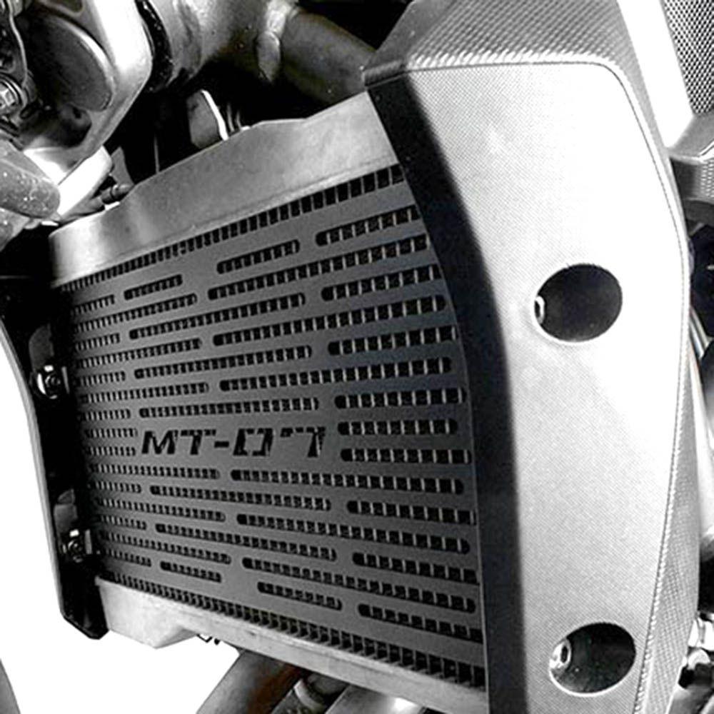 Protetor Radiador Mt 07 Yamaha Aço Carbono Scam SPTO181