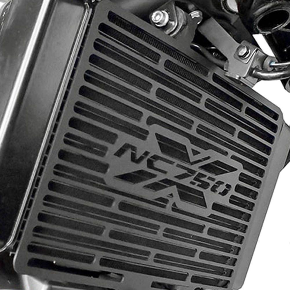 Protetor Radiador Nc 700 Nc 750 Scam Aço Carbono spto085