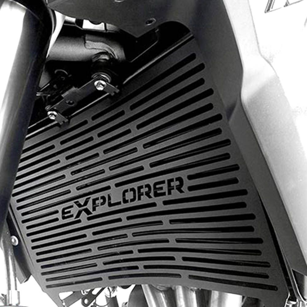 Protetor Radiador Tiger 1200 Explorer Todas Spto 211 Scam