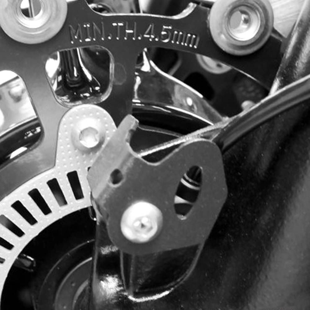 Protetor Sensor Abs F 700 Gs BMW Scam SPTO 251