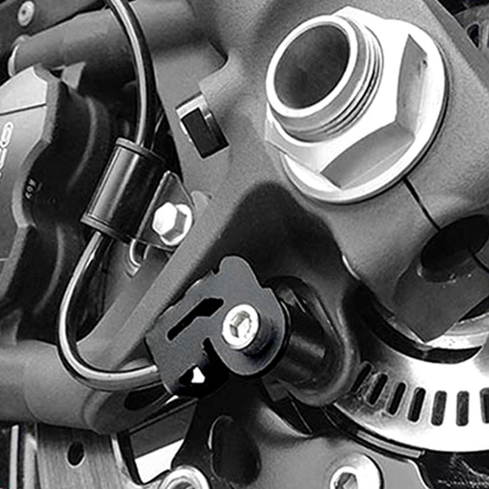 Protetor Sensor Abs V Strom 1000 2014/ Scam Preto SPTO 231