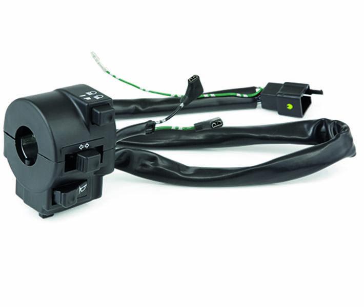 Punho Chave Luz Titan Cg 150 04/08 Es/esd Modelo Original