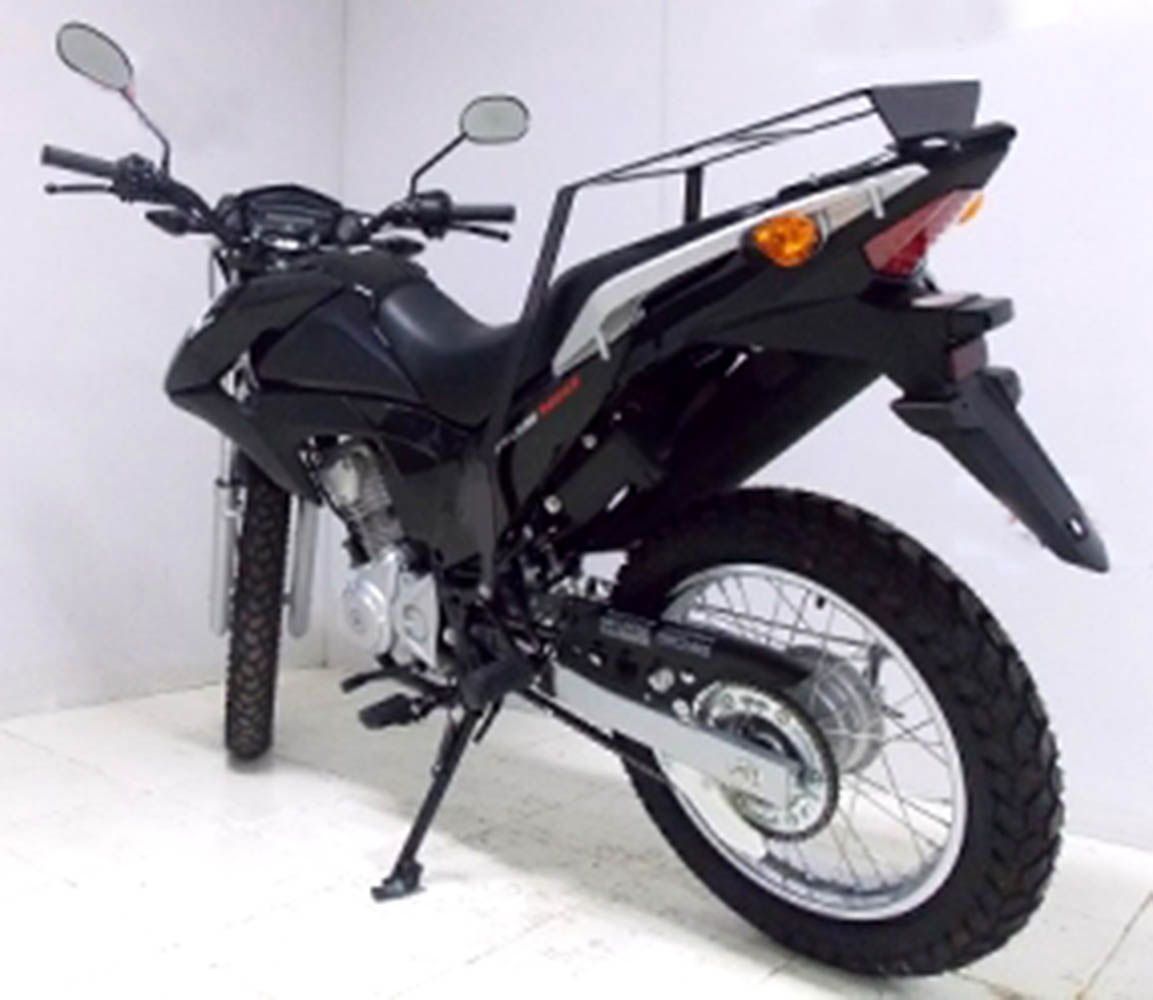 Suporte Bau Carga Bros 160 Moto Boy Marca Chapam 10141
