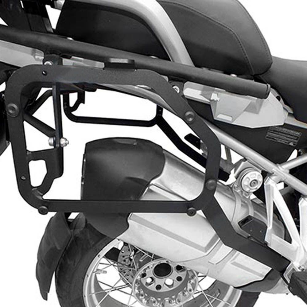 Suporte Bau Lateral R 1200 Gs Scam 2013/ Baus Monokey Preto