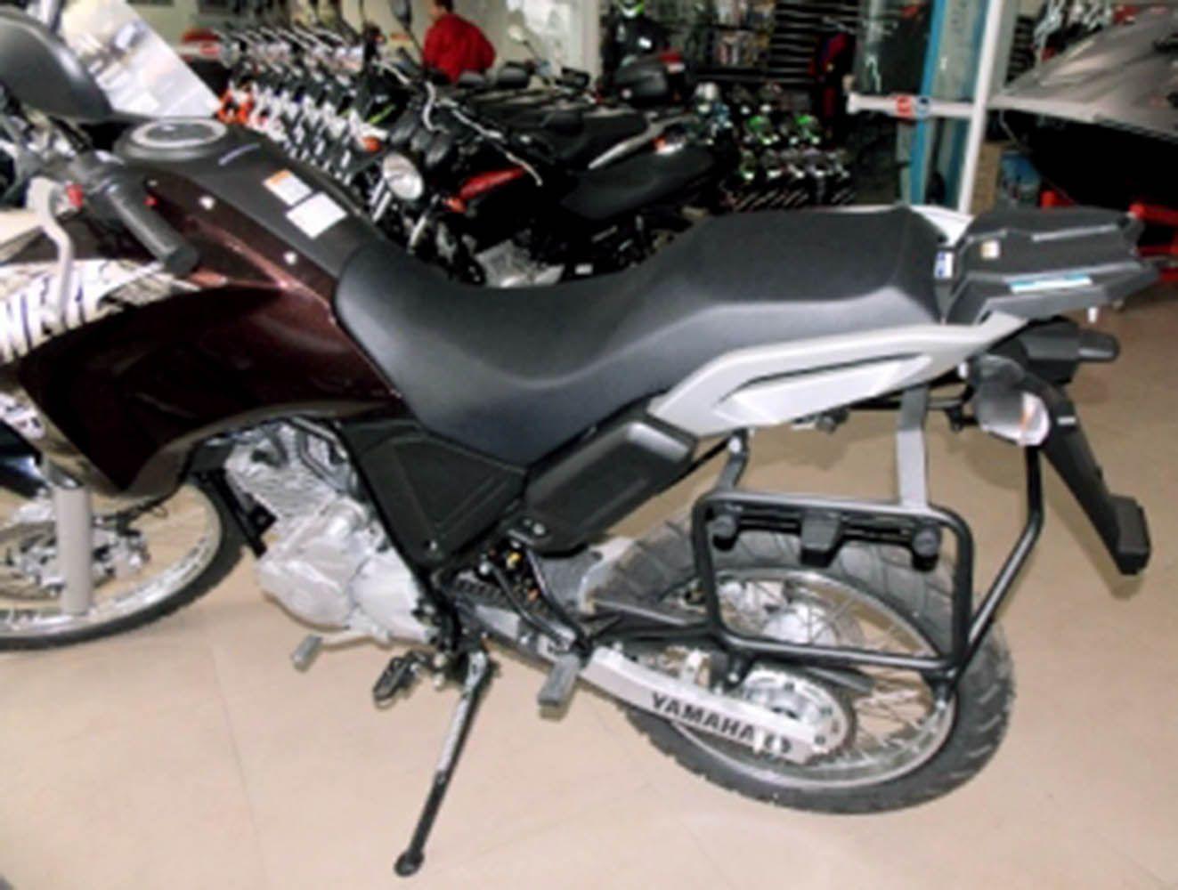 Suporte Bau Lateral Tenere 250 Marca Chapam Baus Givi 9862