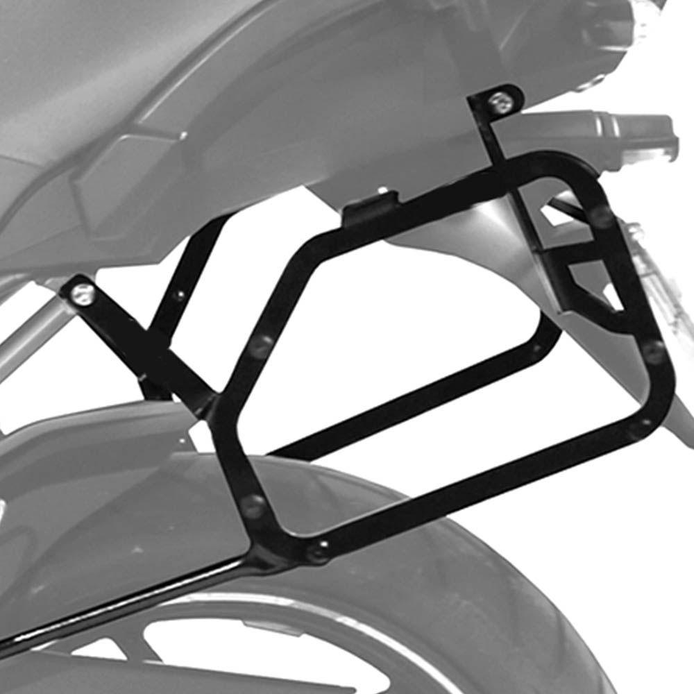 Suporte Baus Laterais Monokey Versys 1000 / 2014 Scam Preto