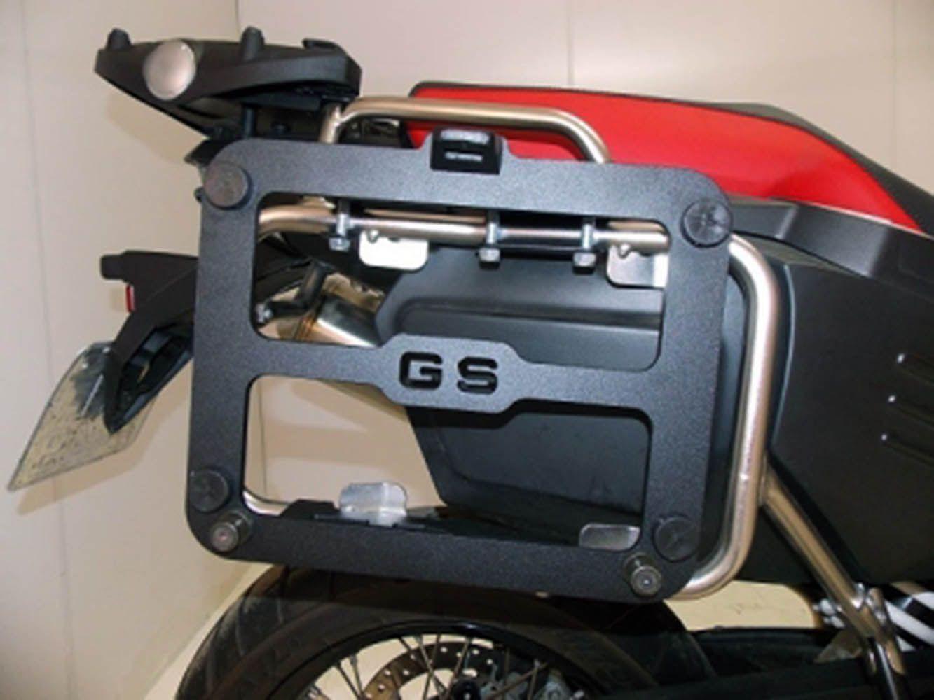 Suporte Lateral Bau Bmw Adventure F 800  Par Chapam 876