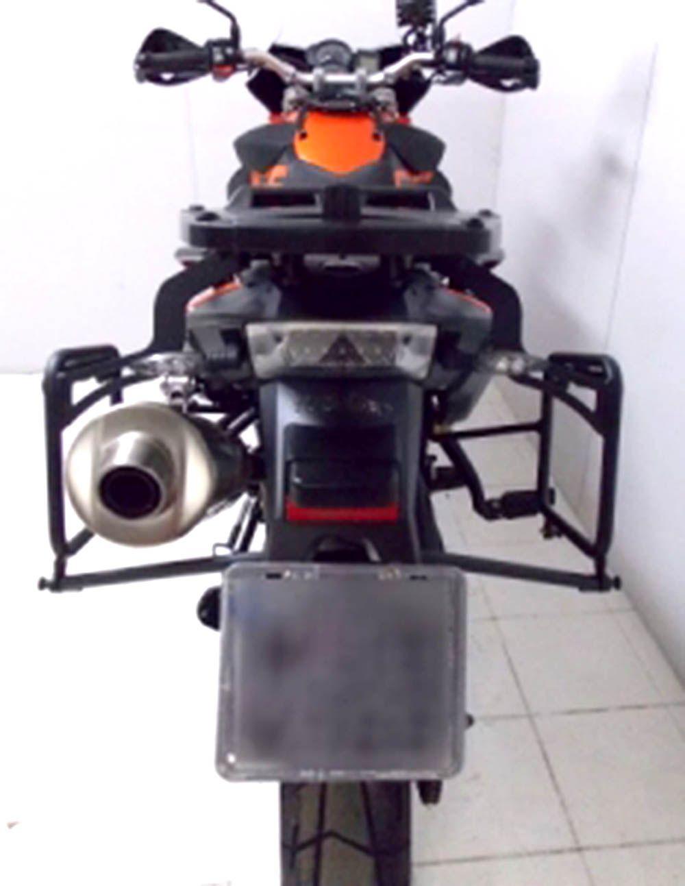 Suporte Lateral Bau Traseiro F 800 Gs, F650 Gs, Chapam 9684