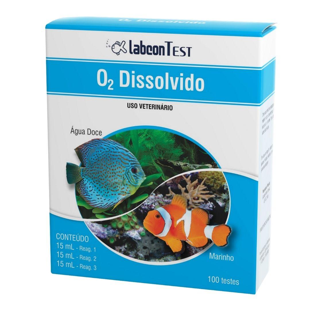 ALCON LABCON TEST O2 DISSOLVIDO