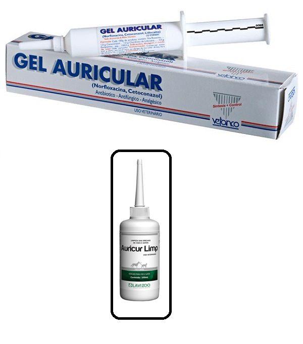 Auricur Limp + Gel Auricular