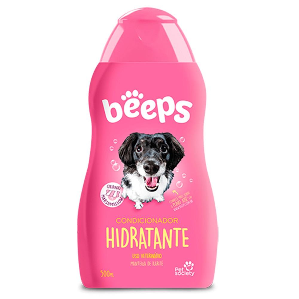 Beeps Condicionador Hidratante Pet Society 500ml