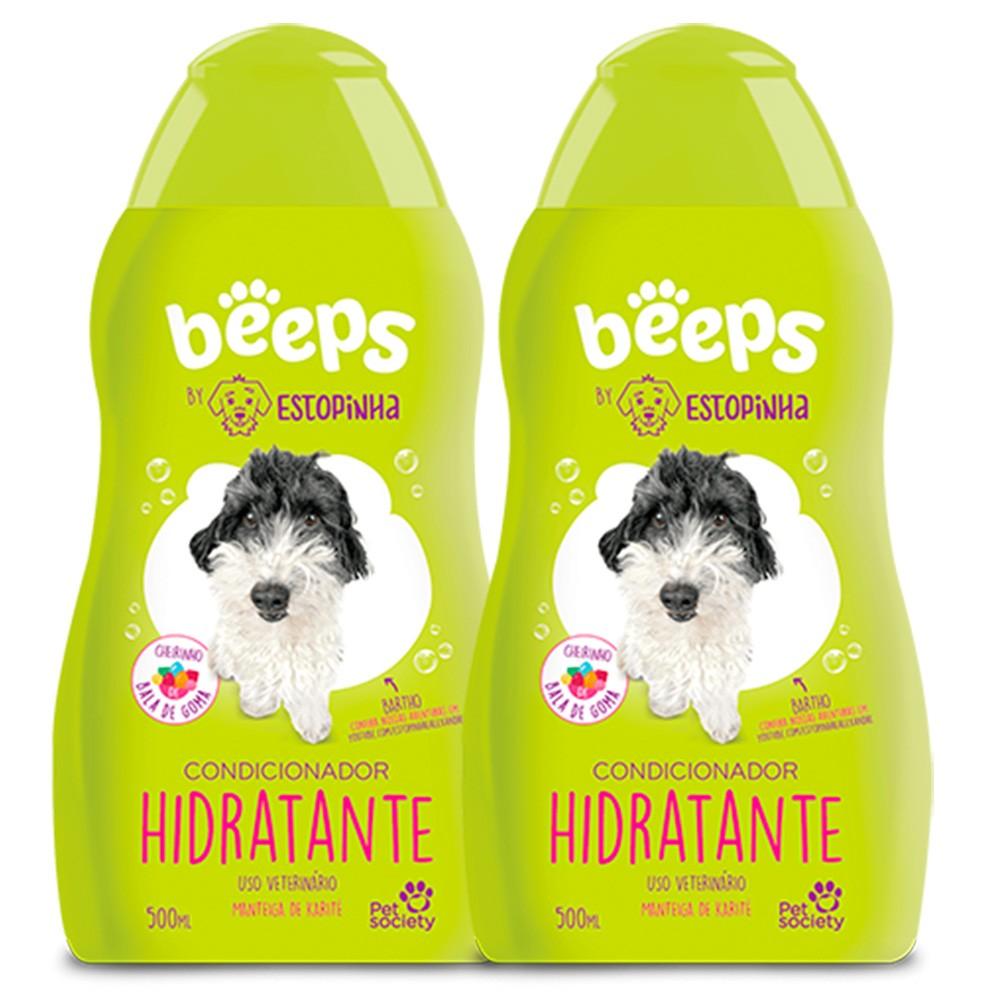 Beeps Estopinha Condicionador Hidratante 500ml - 2unid.