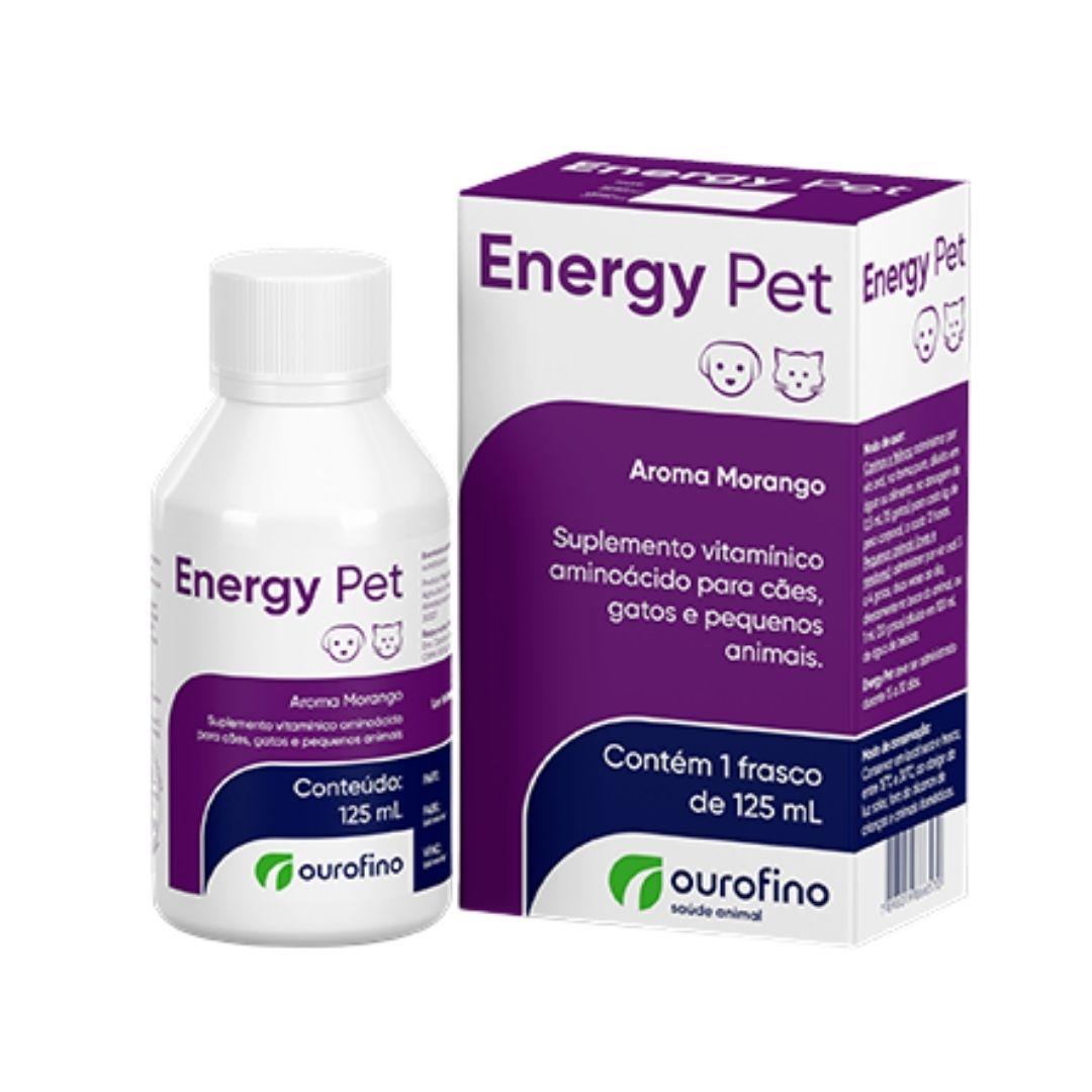 ENERGY PET 125ML